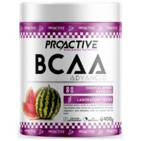 BCAA (400g/65serv) ProActive EU