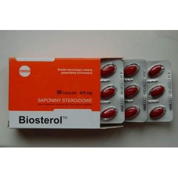 Biosterol (36kaps/36serv) Megabol. EU