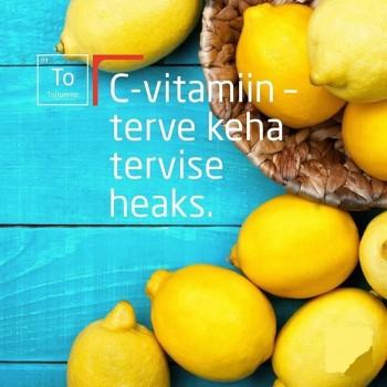 C-Vitamiin 1000 (90tab/90serv) OstroVit EU