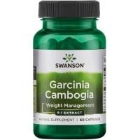 Garcinia-Cambogia (80mg/60kaps) Swanson USA