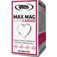MAX MAG Cardio (90tab/30päeva) RealPharm EU