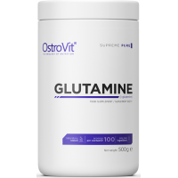 L-Glutamiin (500g/100serv) OstoVit EU