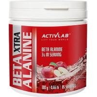 Beta Alanine (300g/33serv) Activlab EU