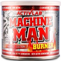 Machine Man Burner 120tab Activlab EU