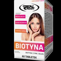 Biotiin + (60tab/60päeva) RealPharm EU