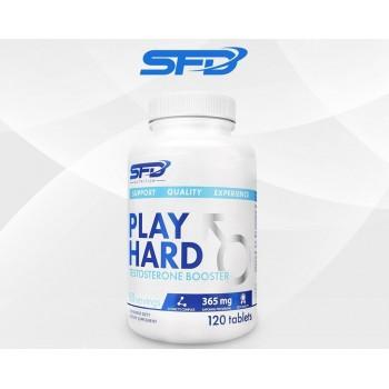 Play Hard Testo Booster (120tab/60päeva) SFD EU
