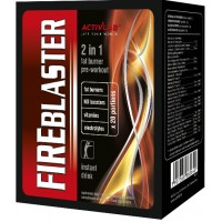 Pre-Workout Fat-Burner 2in1 FIREBLASTER Activlab EU