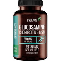Glucosamine Chondroitin MSM (90tab/30päeva) Essence EU