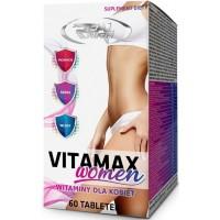 Multi VITAMAX Women (60tab/30päeva) RealPharm EU