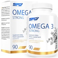 Omega-3-STRONG (90kaps/90päeva) SFD EU