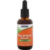 Pau D Arco (Sipelgapuu koore ekstrakt) (60ml/38serv) NOW USA