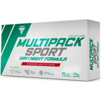Multivitamiin MultiPack Sport (60kaps/AM/PM) Treck EU