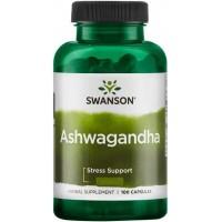 Ashwagandha (100kaps/50päeva) Swanson USA
