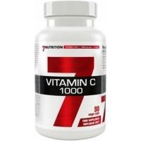 C-Vitamiin1000  (90tab/90serv) 7nutrition EU