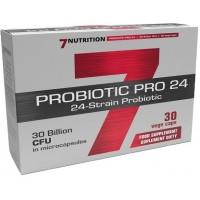 Probiotic 30miljardit 24eritüve 30kaps 7nutrition EU