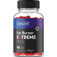 Fat Burner eXtreme (90kaps/90serv) OstroVit EU