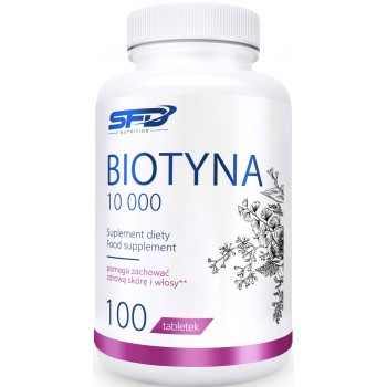 Biotiin 10.000 (100tab/100päeva) SFD EU