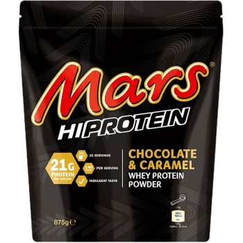Mars HI Protein Powder (875g/25serv) USA