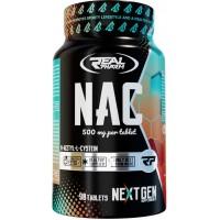 NAC (N-atsetüültsüsteiin) (90tab/3kuud) RealPharm EU