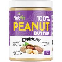 MAAPÄHKLIVÕI Crunchy (100%Natural 1kg) NutVit EU