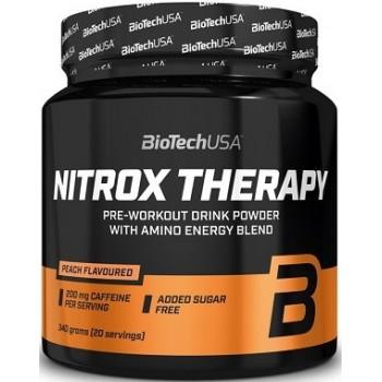 Pre-Workout NitroxTherapy (340g) Biotech EU