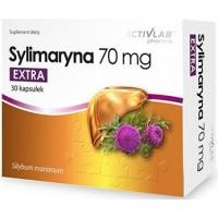 Sylimarin Extra 70mg (30kaps/30päeva) Activlab EU