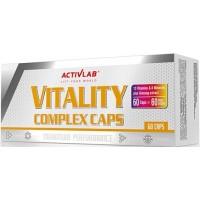 Multi Vitality Complex (60kaps/60serv) Activlab EU