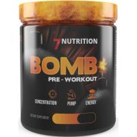 Pre-Workout Bomb (240g/48trenni) 7nutrition EU