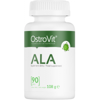 ALA  Alpha lipoic acid (90tab/90päeva) OstroVit EU