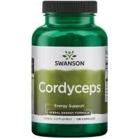 Korditseps / Cordyceps (120kaps/60serv) Swanson USA
