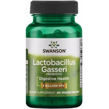 Probiootikumid LACTOBACILLUS GASSERI (60kaps/60serv) Swanson USA