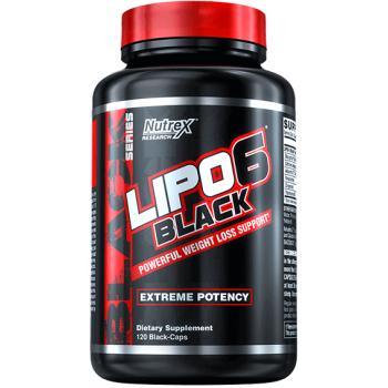Lipo 6 (120kaps/40serv) Nutrex USA