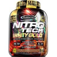 Nitro-Tech 100%  Whey Gold  ISO (2.5kg / 77serv) MuscleTech USA