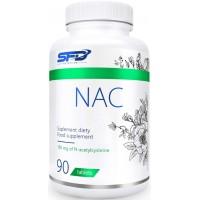 NAC (N-atsetüültsüsteiin) (90tab/360serv) SFD EU