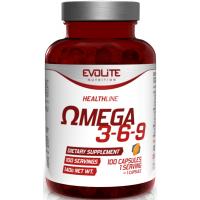 Omega 3-6-9 (100kaps/100serv) Evolite EU