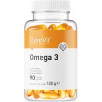 Omega-3 (90kaps/45päeva) OstroVit EU