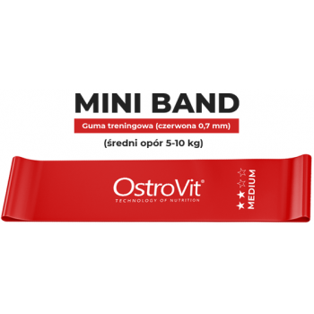 Training Bands 4 pcs set   OstroVit EU