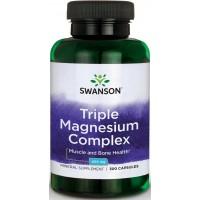 Magneesium Triple Complex  (100kaps/100serv) USA