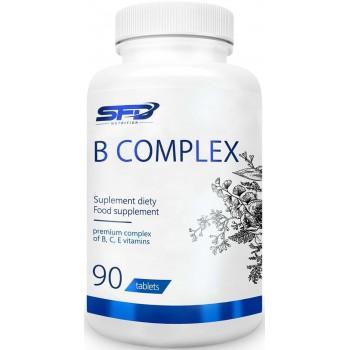 B-Vitamiin complex (90tab/90serv) SFD EU