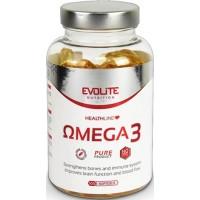 Omega-3 (100kaps/100serv) Evolite EU